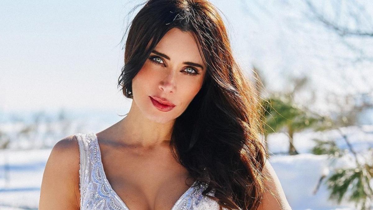 Pilar Rubio en una foto reciente