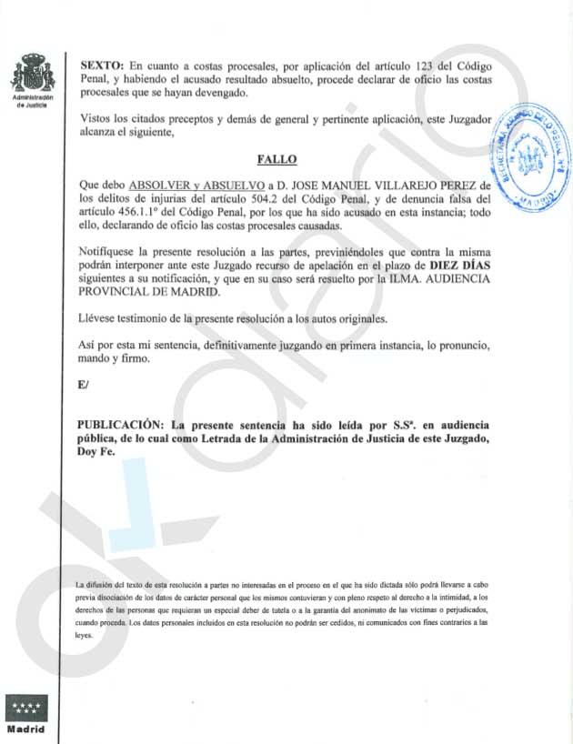 La prepotencia de Sanz Roldán propicia que Villarejo gane su primer caso de una larga carrera penal