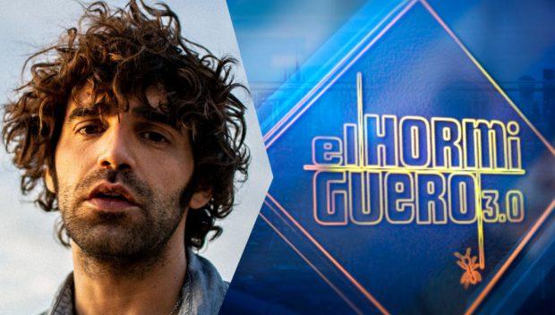 David Verdaguer visita El Hormiguero este lunes