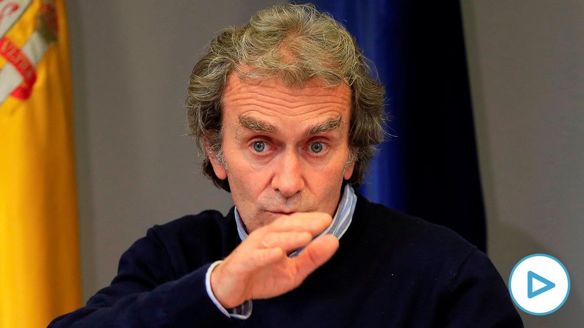 Fernando Simón, director del CCAES
