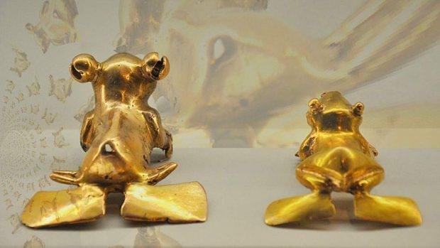 Figuras de oro