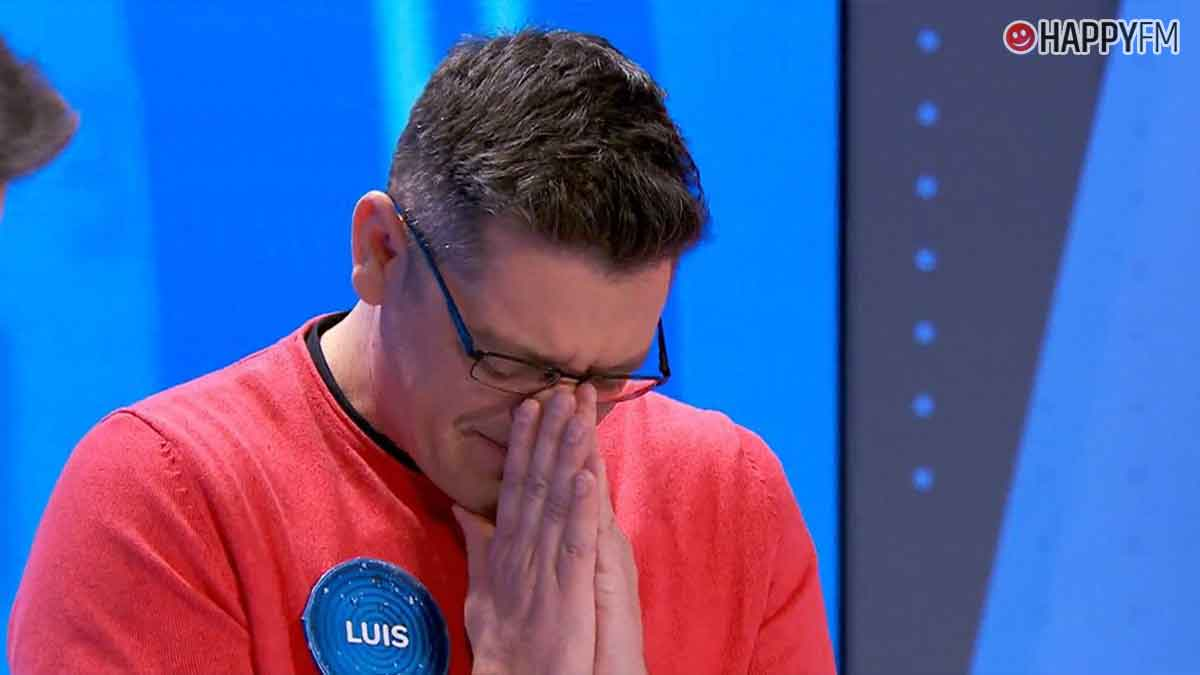 Luis de Lama se despide definitivamente de 'Pasapalabra'