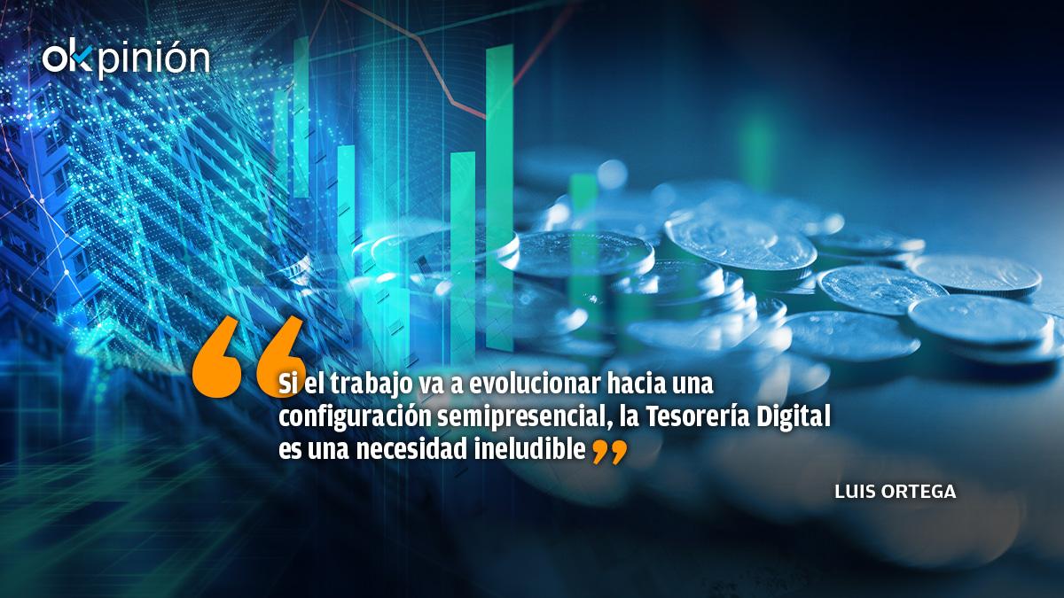 Luis Ortega, Socio-Director – Líder CC Finance & Treasury en Stratesys