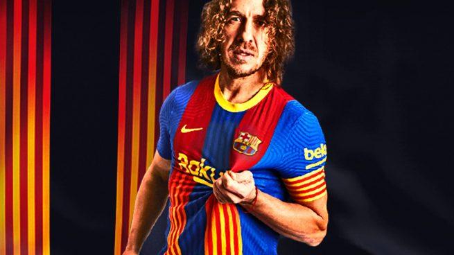 El palo del Barcelona a los culés en plena crisis: vende su camiseta de la señera a ¡160 euros!