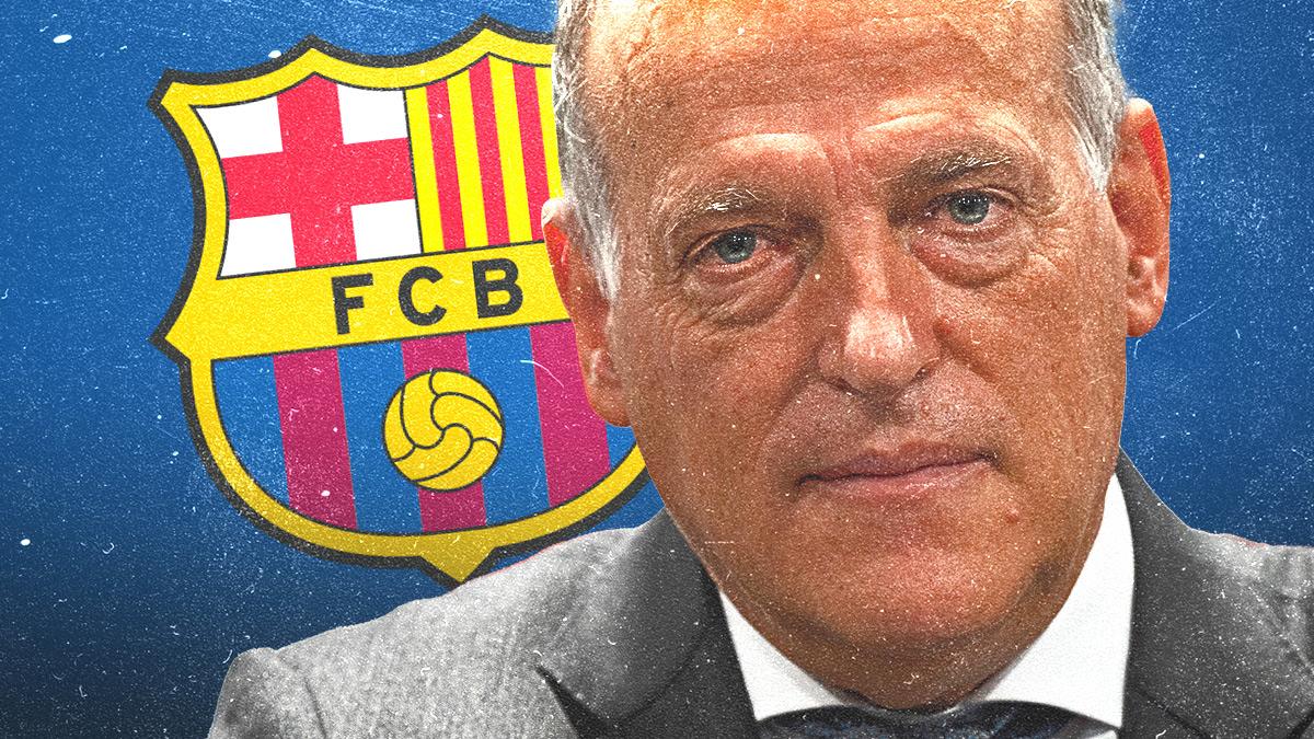 El Barcelona hace saltar por los aires el control económico de Tebas.