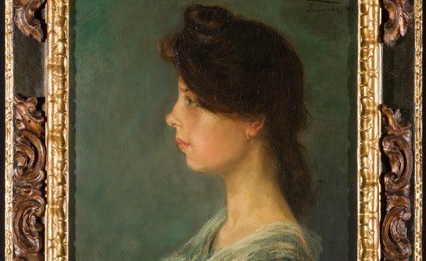 """El Museo del Prado expone 'Autorretrato' de Aurelia Navarro en """"Invitadas"""""""