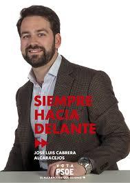 José Luis Cabrera, alcalde socialista de Alcaracejos.