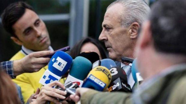 El fiscal jefe de Castellón, José Luis Cuesta