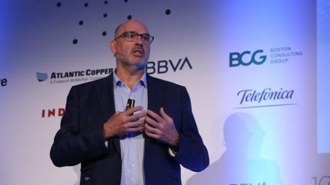 Emilio Gayo, presidente de Telefónica España