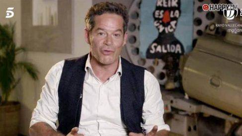 Jorge Sanz en 'Ven a cenar conmigo'