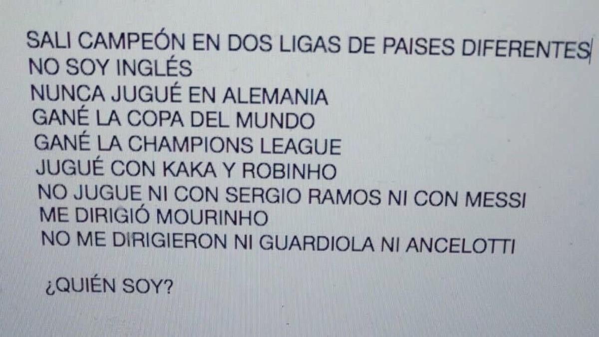 El intrigante juego que ha propuesto Iker Casillas a sus seguidores de Twitter.