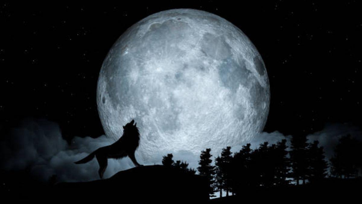 Cuándo y cómo ver la luna llena del lobo