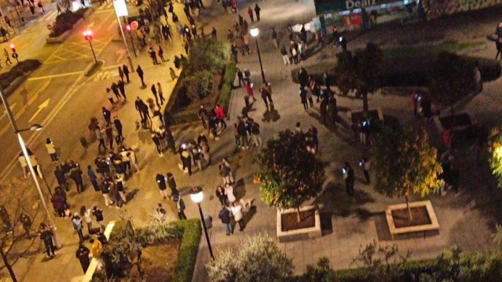 Granada tiembla tras una noche con 40 terremotos: grietas, destrozos y desprendimientos