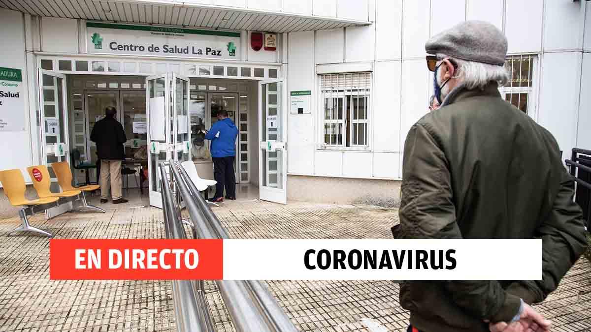 Coronavirus, en directo: los últimos datos en España hoy, las restricciones y nuevas zonas confinadas