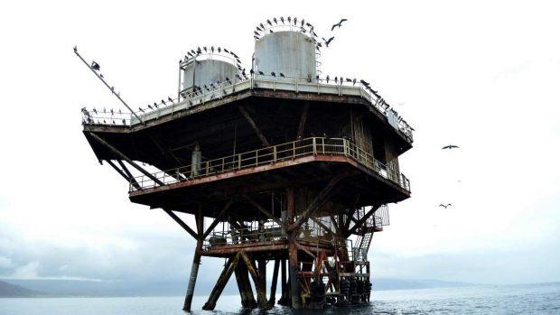 Detección de petróleo