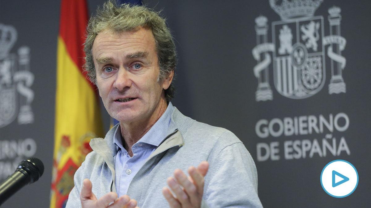 Fernando Simón cumple un año de su predicción más 'famosa'.