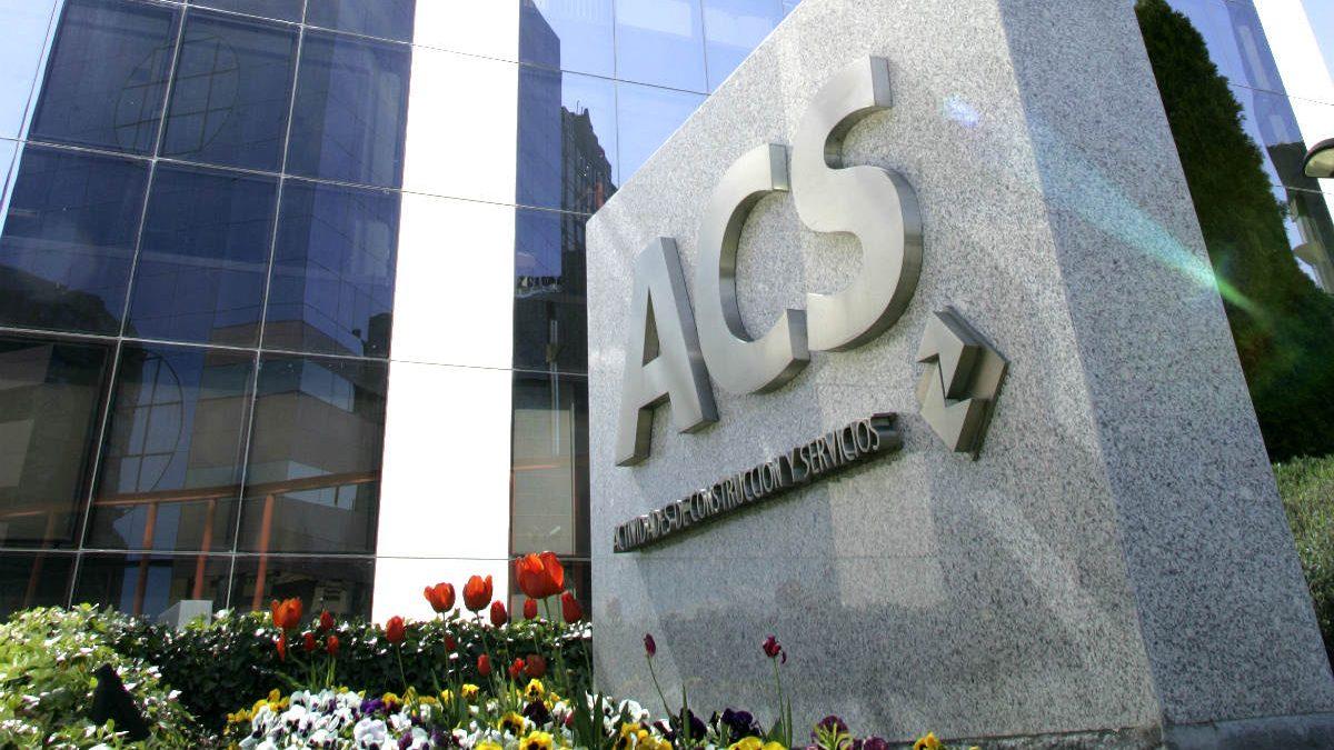 Se de ACS en Madrid.