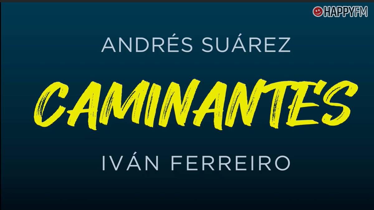 Andrés Suárez e Iván Ferreiro