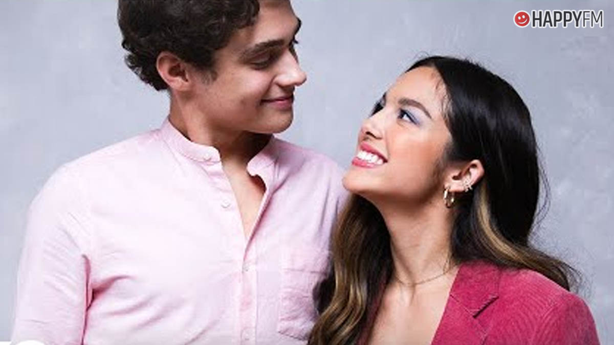 Olivia Rodrigo y Joshua Bassett