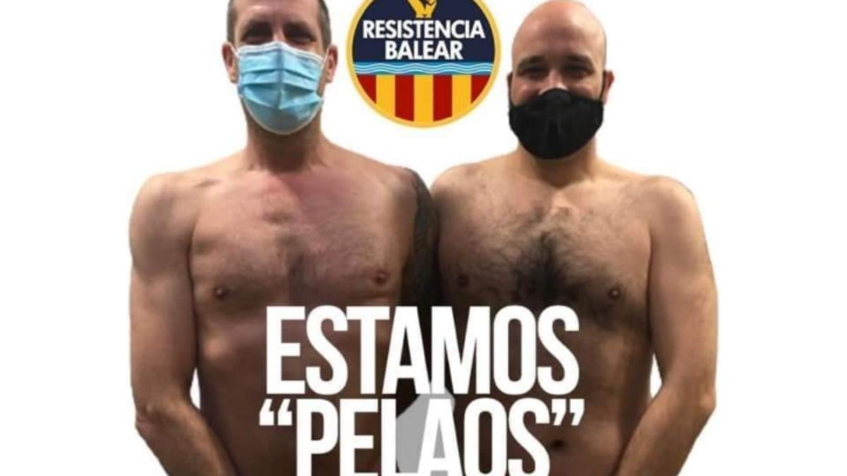 Resistencia Balear pelaos