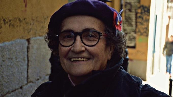 Una amiga de Otegi y una guerrillera zapatista: quién es quién en el polémico mural de Madrid