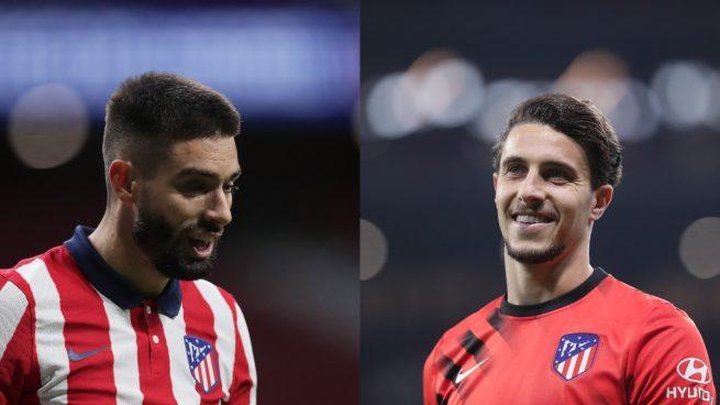 Carrasco y Hermoso dan positivo por coronavirus   Atlético de Madrid