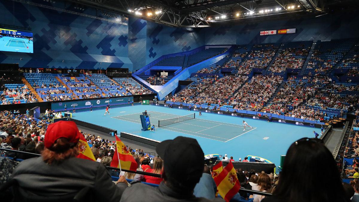 Formato de la ATP Cup 2021