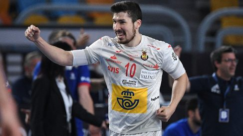 España venció a Francia en el tercer y cuarto puesto del Mundial. (EFE)