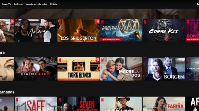 Netflix temporizador