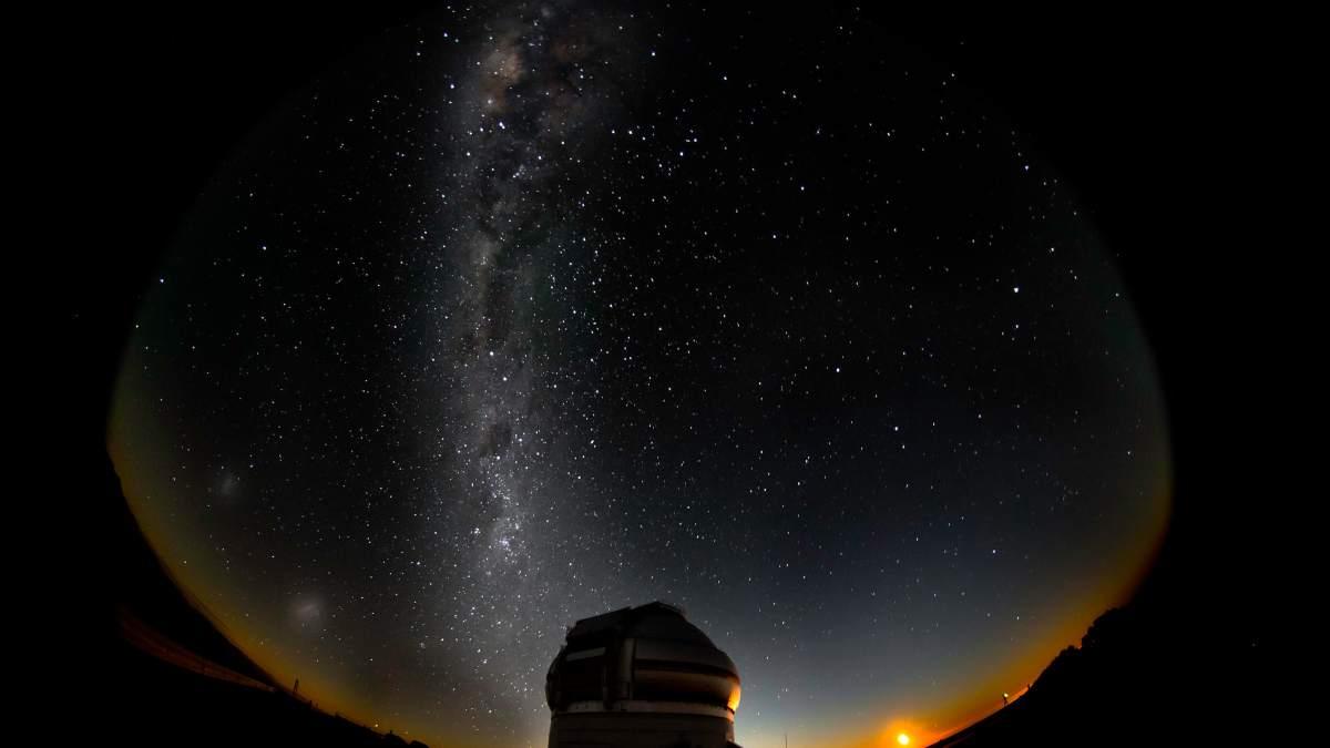 Las galaxias ocultas