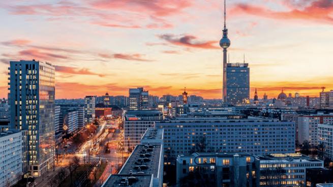 La pandemia trae cambios tajantes, pero el mercado inmobiliario europeo sigue de moda entre los inversores