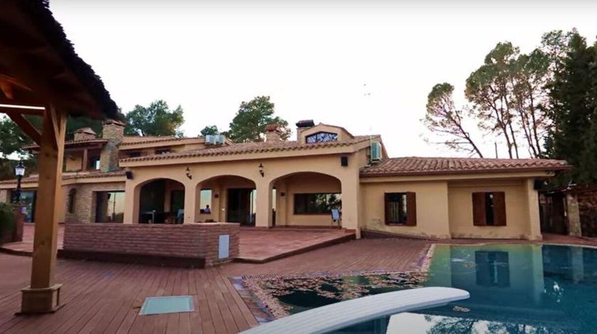 La mansión de Ibai Llanos