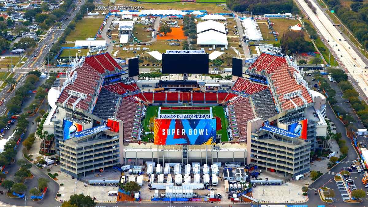 Raymond James StadiumdeTampa, Florida. (AFP)