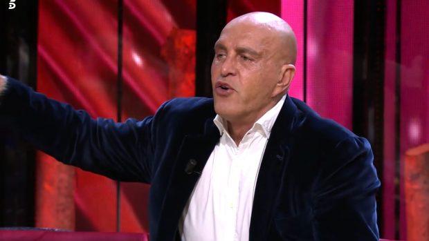 Kiko Matamoros dejó clara su admiración por Rubén como nuevo tentador de 'La isla de las tentaciones'