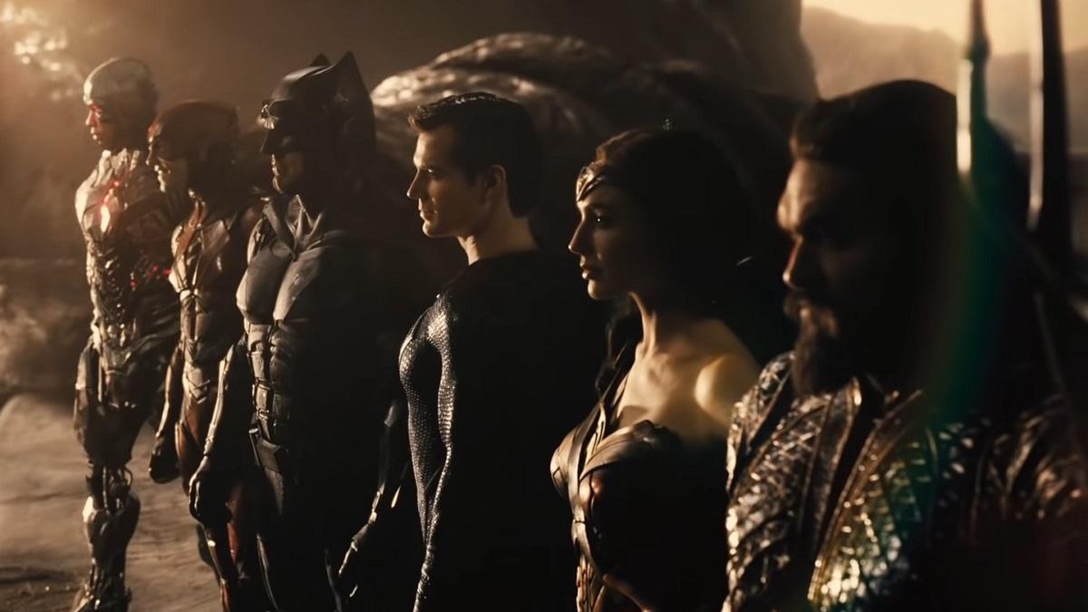 'Liga de la Justicia' llegará a HBO el 18 de marzo (Trailer 'Zach Snyder's Justice League' – HBO Max/Warner Bros)