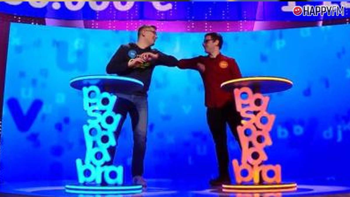 Luis y Pablo en 'Pasapalabra'