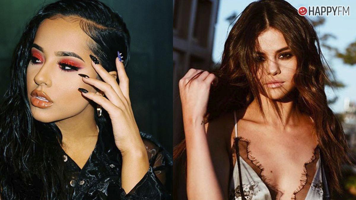 Becky G y Selena Gomez
