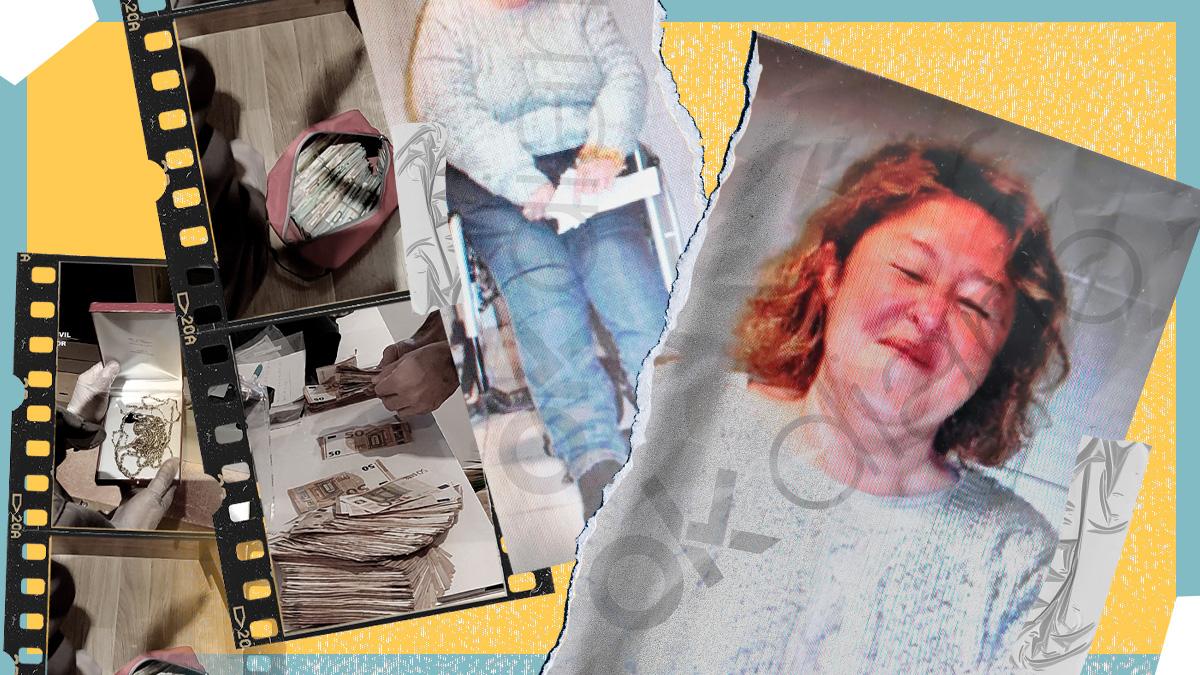 Ana María lleva 25 años estafando a cientos de personas haciéndose pasar por descendente ilegítima del rey Juan Carlos