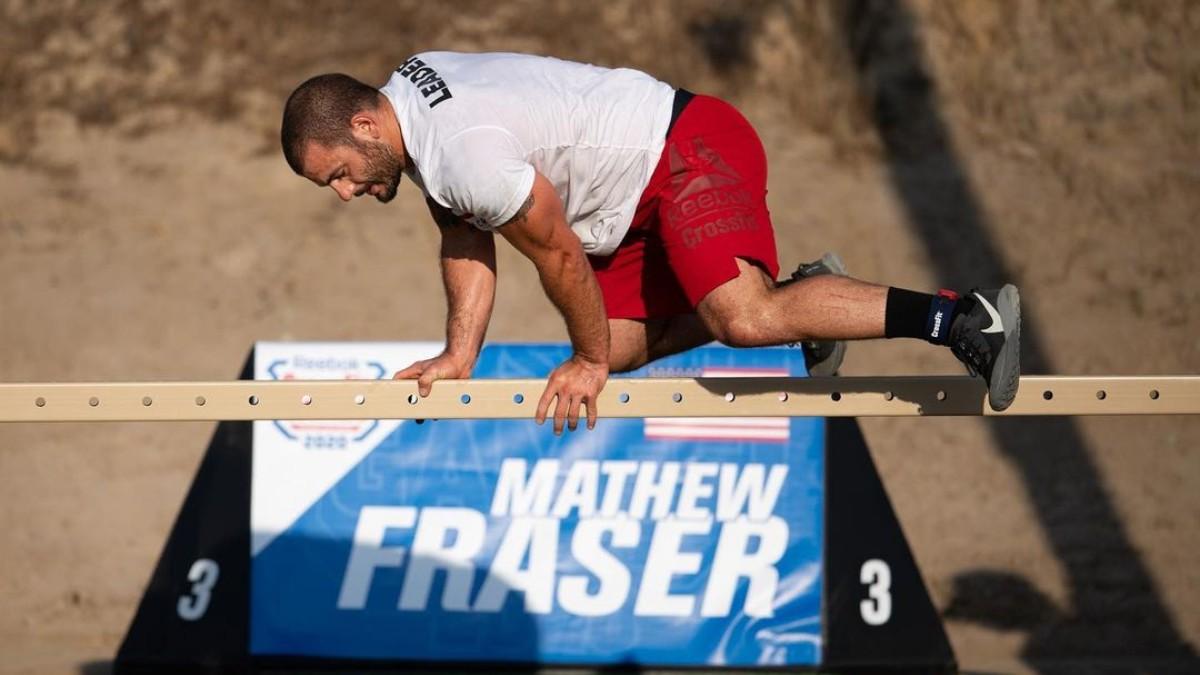Mat Fraser deja el CrossFit. (Instagram)