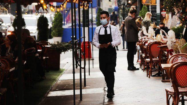 Hostelería en Nueva York (Foto: AFP)