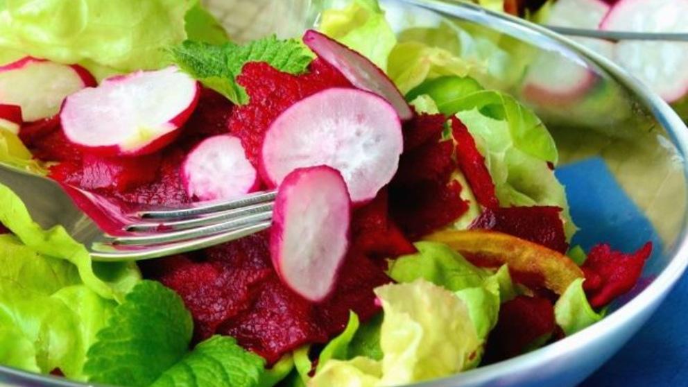 Éstos son los vegetales que debes comer para gozar de una alimentación saludable