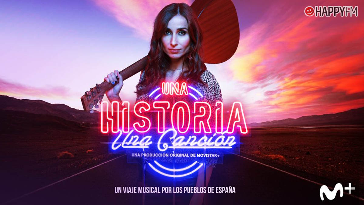 Zahara en 'Una historia, una canción'