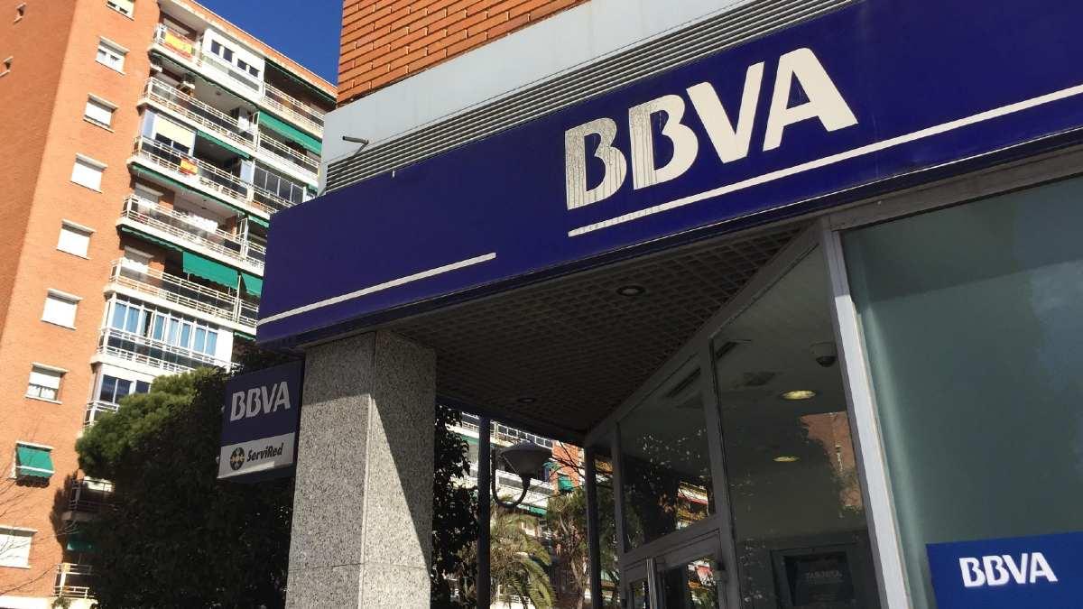 Oficina de BBVA