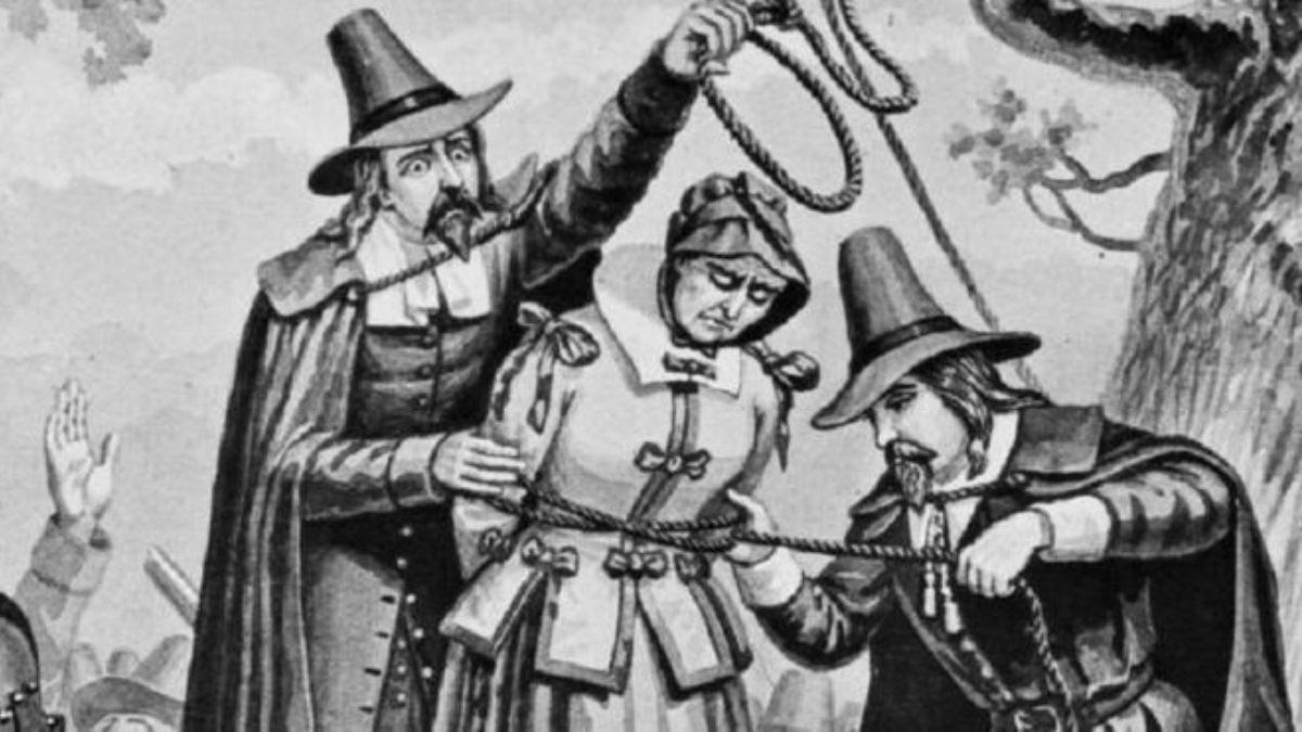 Historia de las brujas de Salem
