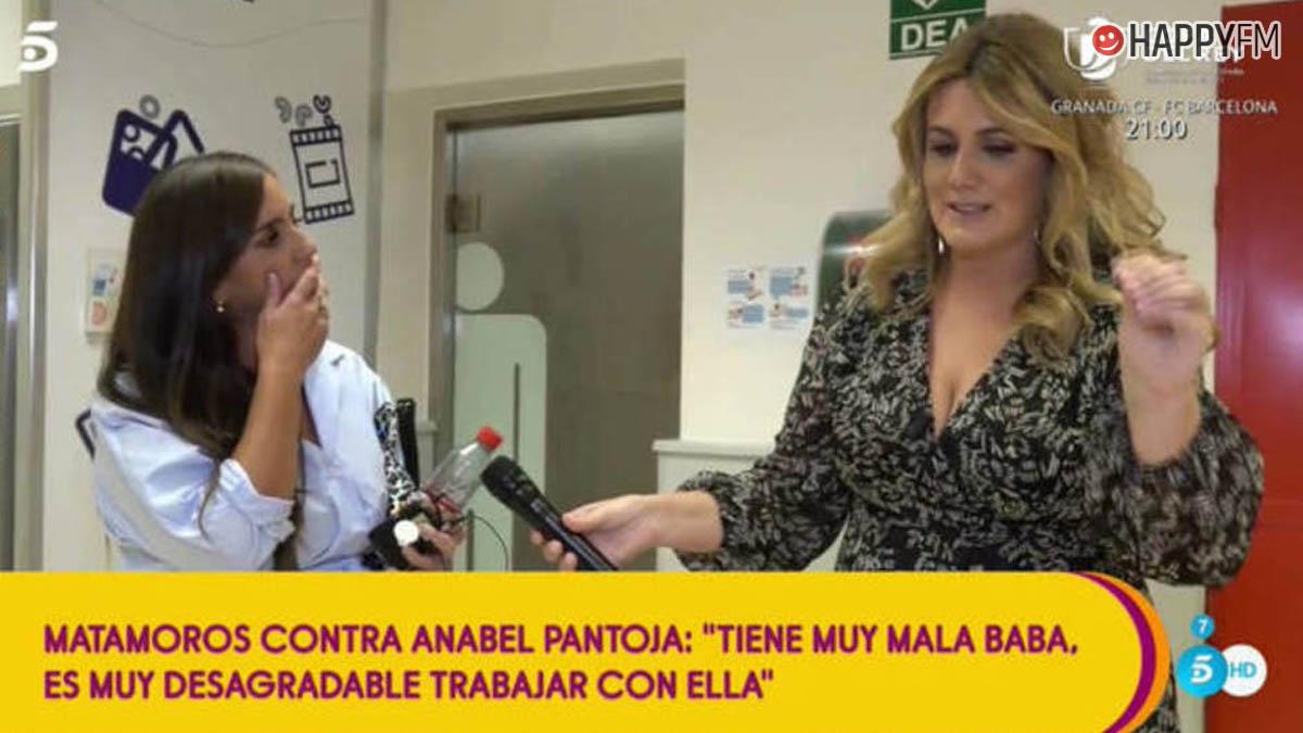 Carlota Corredera y Anabel Pantoja
