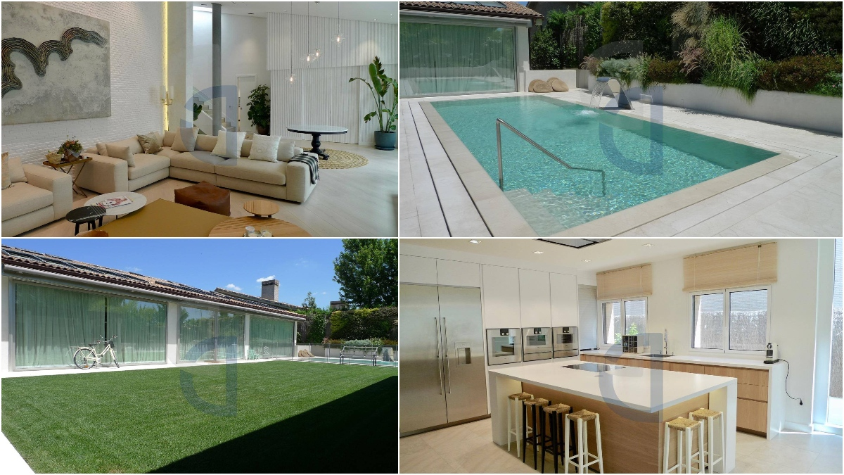 La casa de Iker Casillas y Sara Carbonero (Andra Inversiones)