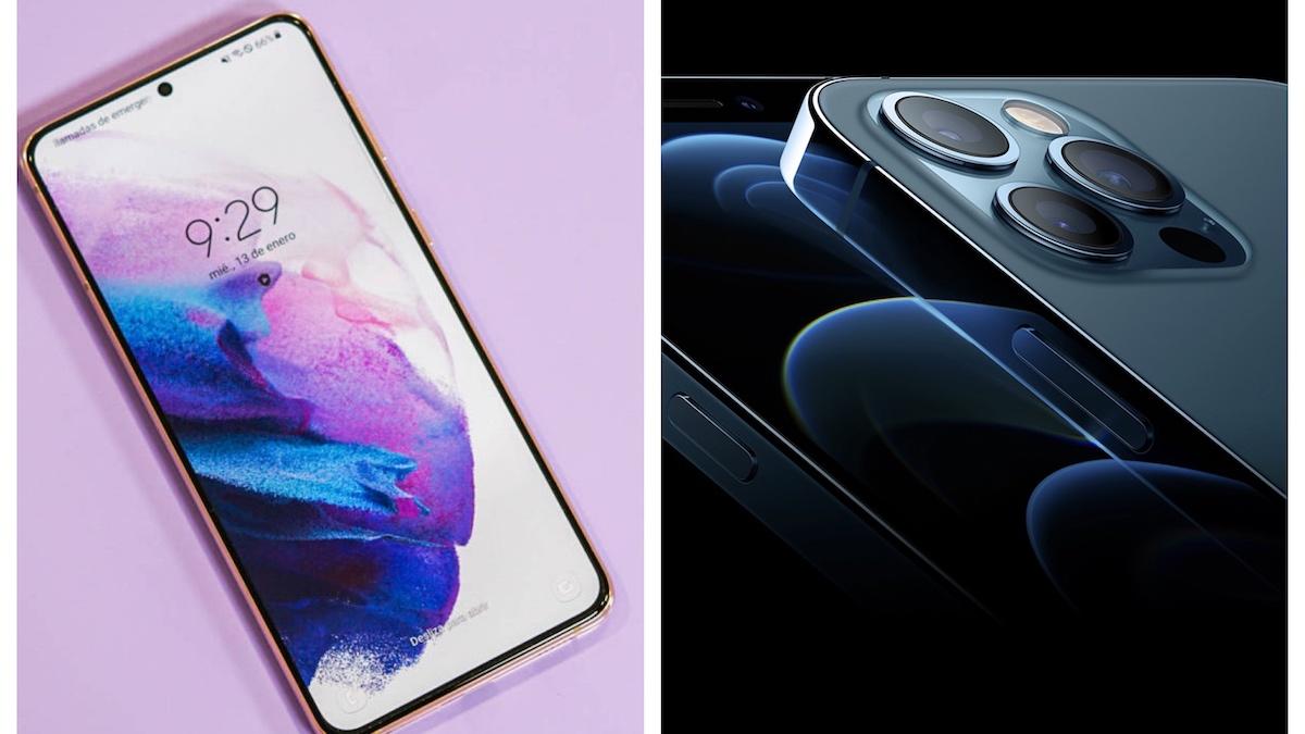 iPhoe-Samsung
