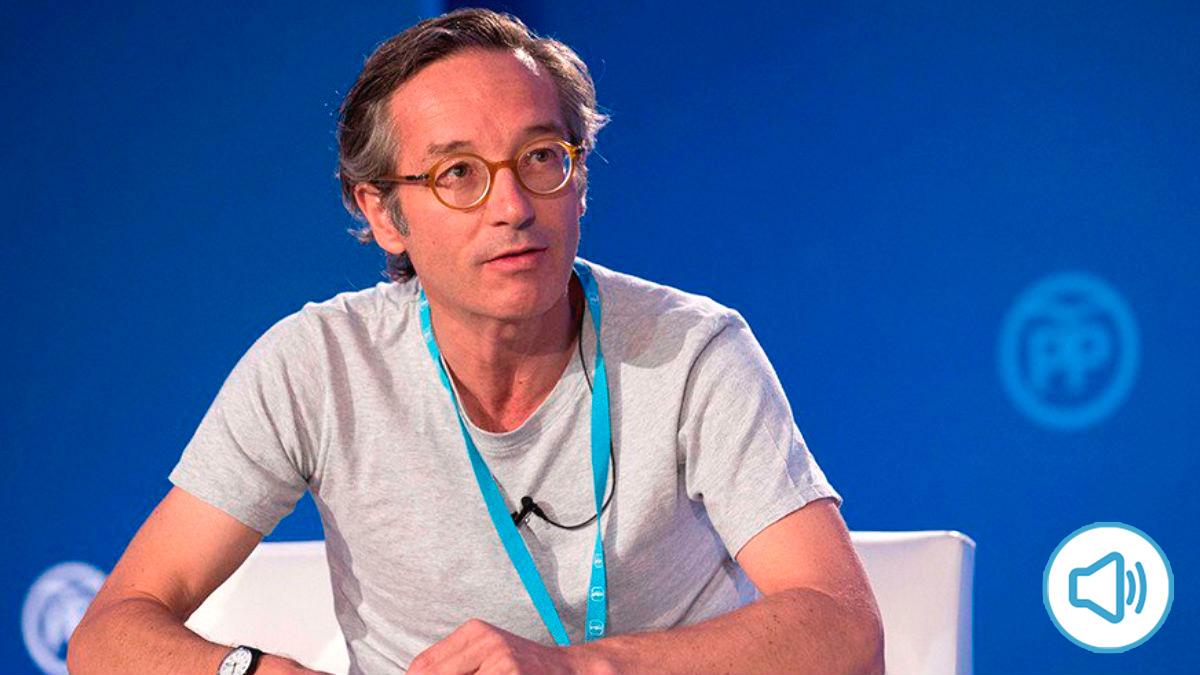 José María Lassalle, ex ecretario de Estudios del PP con Mariano Rajoy.