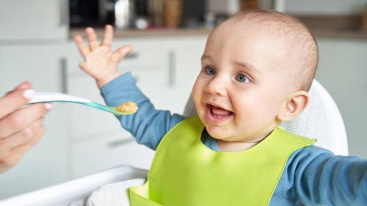 Cómo lograr el destete del bebé con pautas tanto por el día como por la noche
