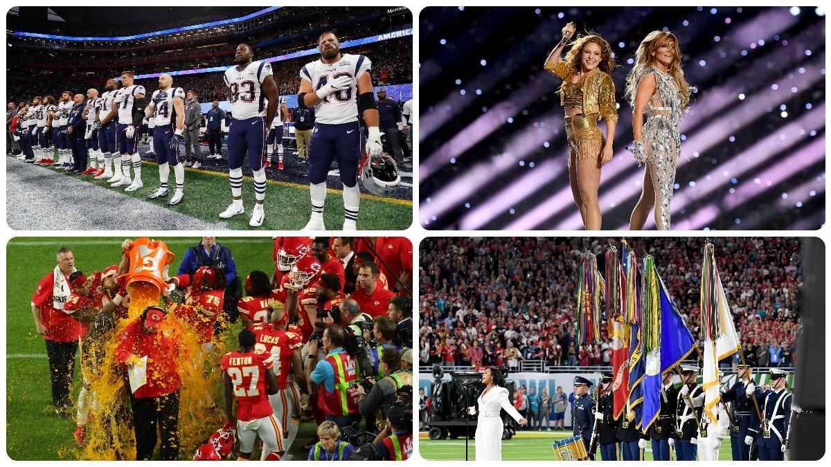 Los pronósticos más surrealistas de la Super Bowl. (Getty)